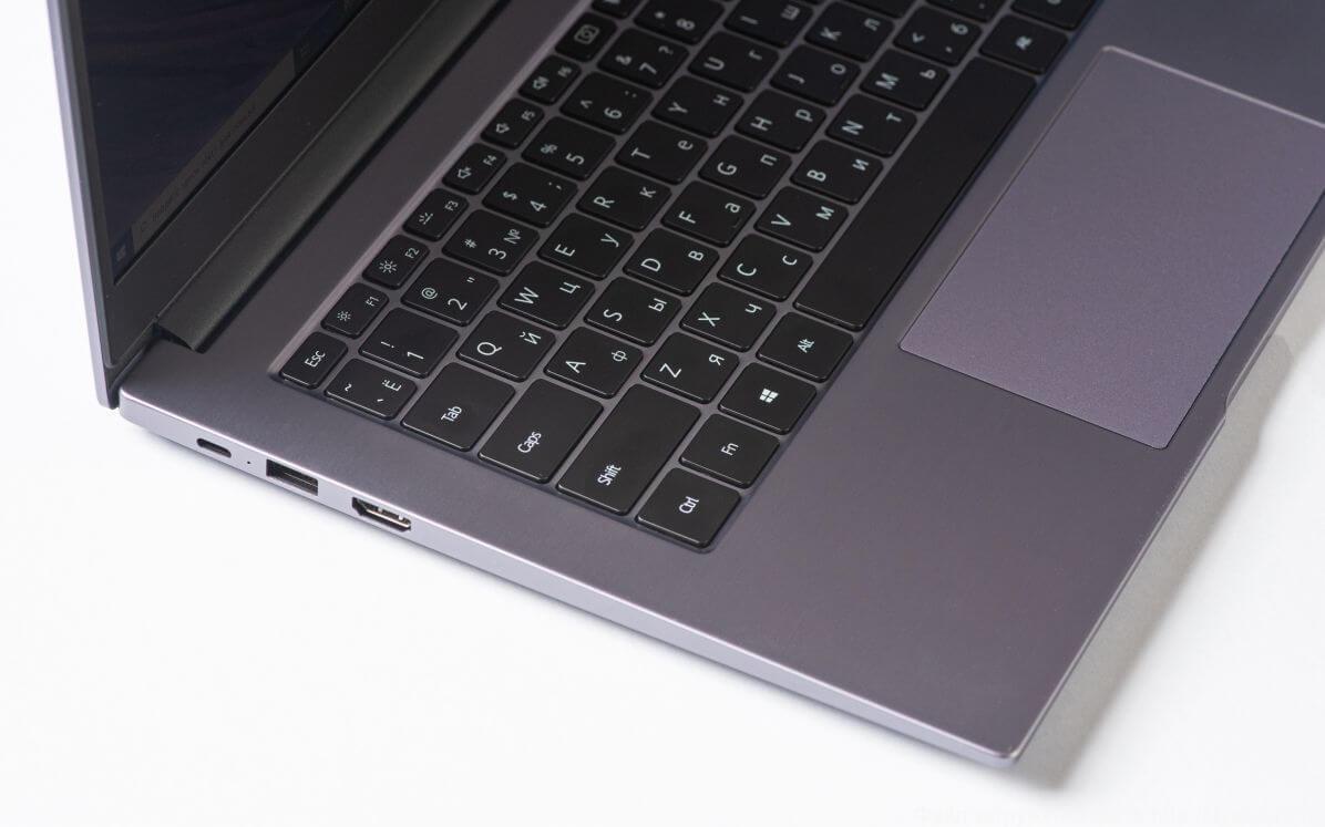 Обзор ноутбука Huawei MateBook