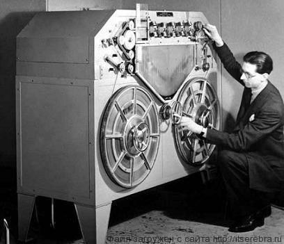 Старые магнитофоны