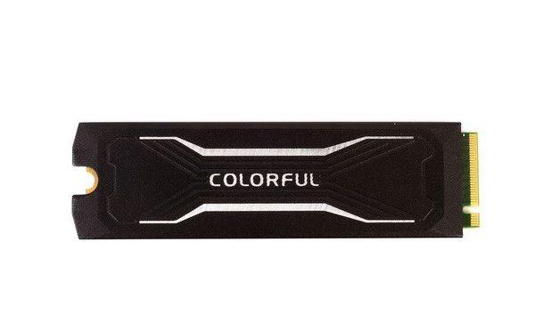 SSD от Colorful.